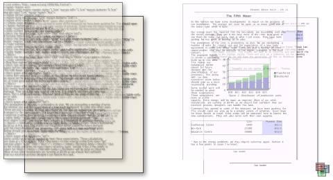 Apache(tm) FOP - a print formatter driven by XSL formatting objects