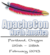 ApacheCon North America 2013